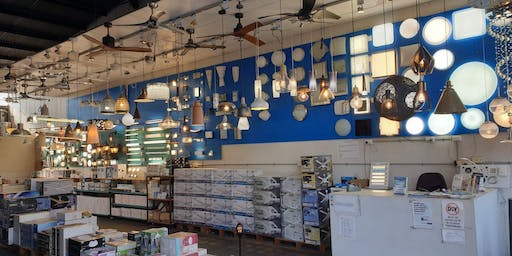 MEGA LIGHTING AND FANS CLOSING DOWN CLEARANCE SALE!