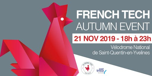 French Tech Paris Saclay Autumn Event