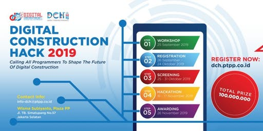 Digital Construction Hack 2019