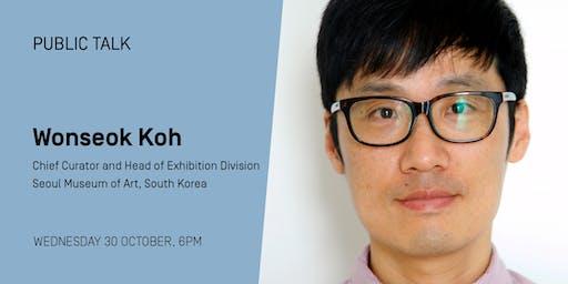 Public Program   Wonseok Koh