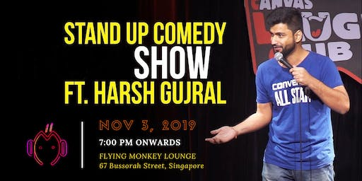 Standup Comedy By HARSH GUJRAL