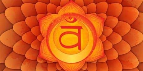 Balancing the Chakras-Mini Retreat  of Yoga & Meditation for Sacral Chakra tickets