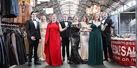 Opera in the Market 2020 tickets