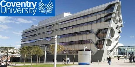 Study in UK: Coventry University Information Session tickets