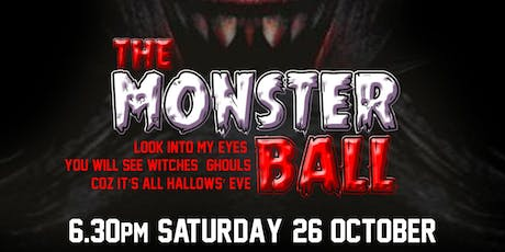 The Monster Ball 2019 tickets