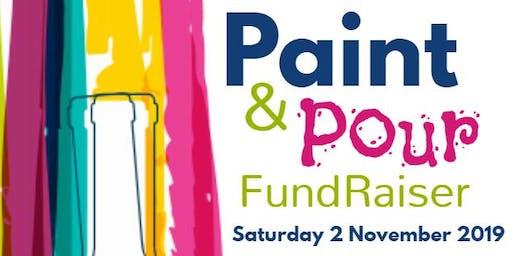 Paint & Pour FundRaiser