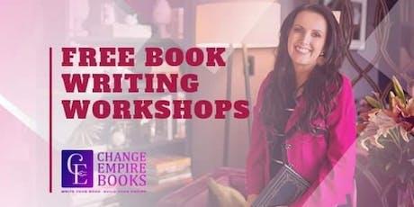 Free Book Workshop - Quest on Brighton Beach Sun 1 Dec tickets