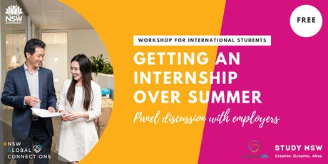 Getting an Internship over Summer - Panel Discussion tickets