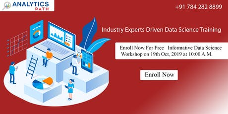 Book Your Seat for Data Science Free Informative Session By Experts tickets