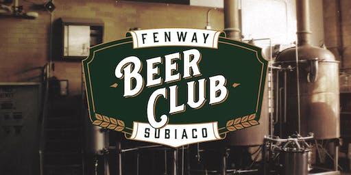 Fenway Beer Club