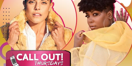 Call Out! Thursdays-Weekly Women's Party LGBTQ billets
