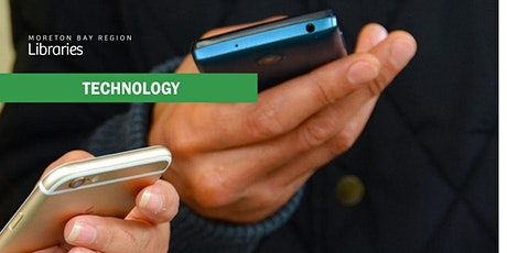 Intro to Smartphones - Deception Bay Library tickets