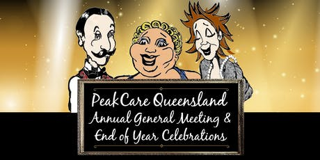 PeakCare Queensland AGM and End of Year Celebrations 2019 tickets