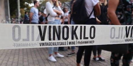 FREE TICKETS: Vintage Kilo Sale • Düsseldorf • VinoKilo Tickets