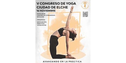 V Congreso de Yoga Ciudad de Elche