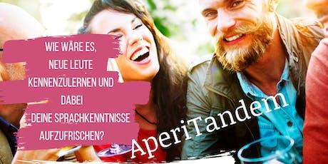 AperiTandem bei Bortolotti in Wien billets