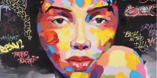 2019 Music & Art Exhibit by Woven Colors