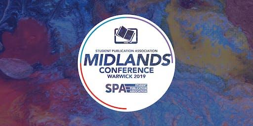 SPA Midlands Regional Conference 2019