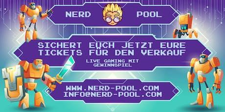Nerd Pool - Gaming Flohmarkt Tickets