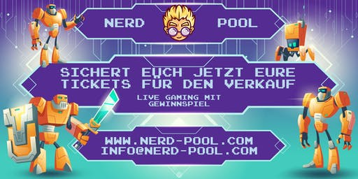 Nerd Pool - Gaming Flohmarkt