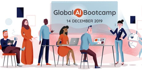 Global AI Bootcamp 2019 Tickets