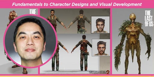 Fundamentals to Character Designs & Visual Development(Hong Ly, Riot Games)