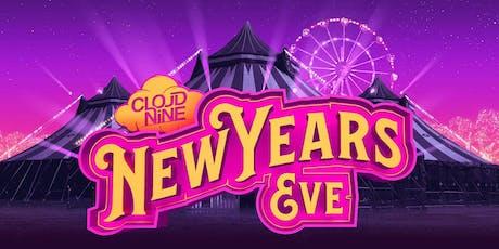 CLOUD NINE . New Years Eve 2019 tickets