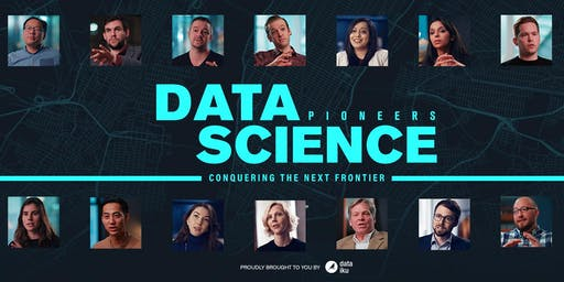 "First public screening in Singapore of ""Data Science Pioneers"" // Singapore"