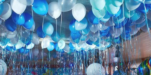 Fifty Shades of Blue - The Blue Party