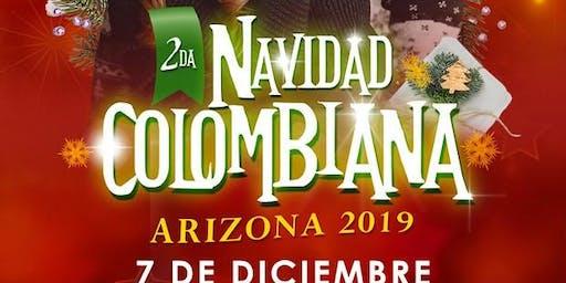 Navidad Colombiana Arizona 2019
