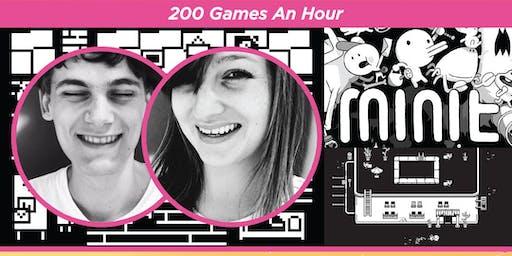 200 Games An Hour By Jan Willem Nijman & Kitty Calis