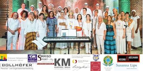 Vozes do Brasil: Jahreskonzert 2019 Acorde Brasil Tickets