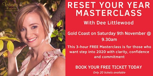Reset Your Year Masterclass