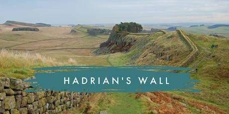 HADRIANS WALL CHALLENGE - 84 MILES tickets