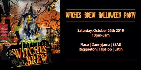 Witches Brew Halloween Party tickets