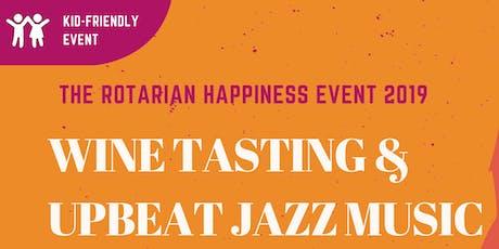 Wine Tasting & Upbeat Jazz Music, 2019 tickets
