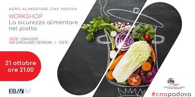 La sicurezza alimentare nel piatto