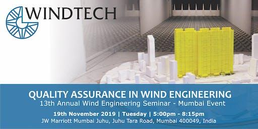 13th Annual Wind Engineering Seminar - Mumbai Event