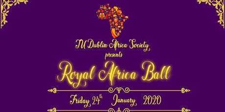 Royal Africa Ball  tickets