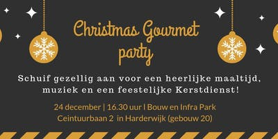 House of Heroes Kerstdiner