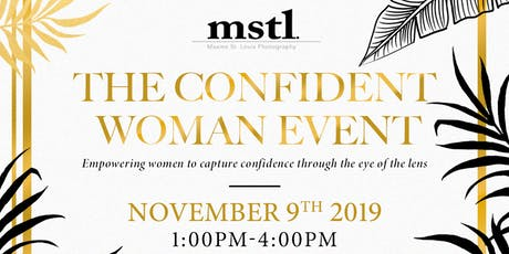 """MSTL """"The Confident Woman""""  tickets"""