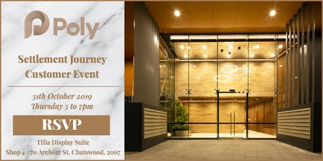 Poly Settlement Journey tickets