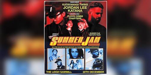 Summer Jam - Leigh Sawmill