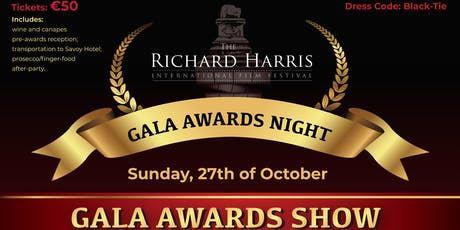 RHIFF19 RED CARPET AWARDS SHOW & AFTER PARTY tickets