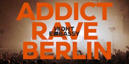 Addict Rave – Berlin' by NobodyListen