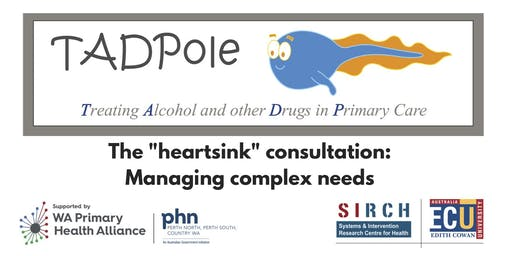 "The ""heartsink"" consultation - managing complex needs"