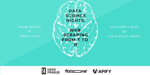 Data Science Nights: Web Scraping from T to B