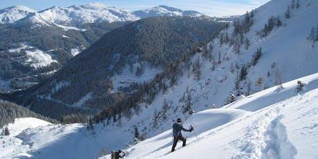 Bergfieber // Ski- und Schneeschuh-Tourenwochenende 2020 Tickets
