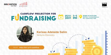 Cashflow Projection for Fundraising tickets