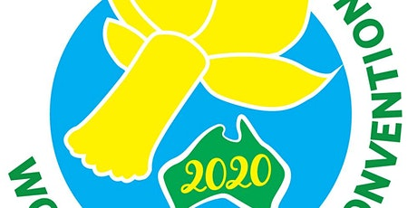 World Daffodil Convention 2020 tickets